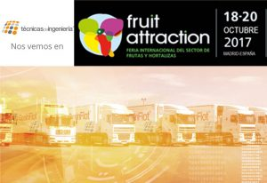 TDI fruit attraction 2017 GesInFlot
