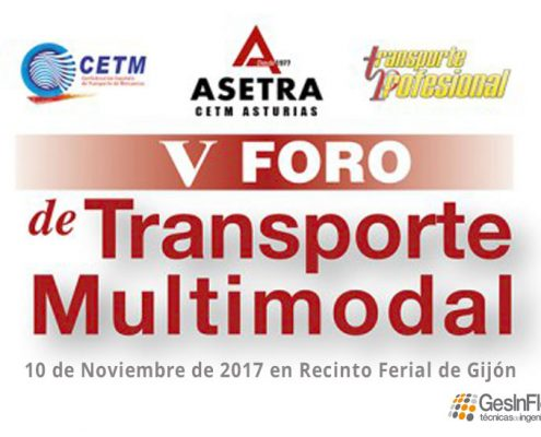 V Foro Transporte Multimodal