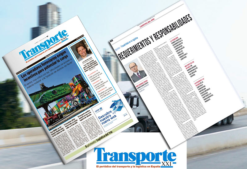 Article Opinion TransporteXXI Special Frio 2019